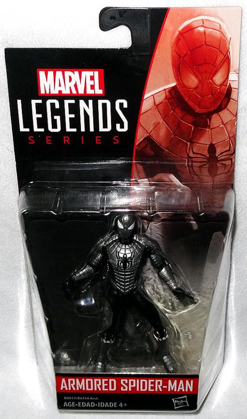 "Marvel Legends Action Figures Armoured Spider-Man 3.75/"" Action figure"